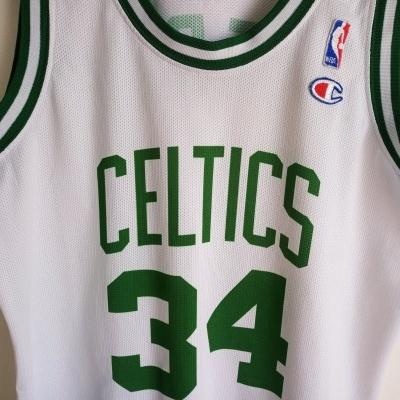 "Boston Celtics NBA Jersey #34 Pierce (XL) ""Very Good"""