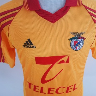 NEW SL Benfica Away Shirt 1998-1999 (S)