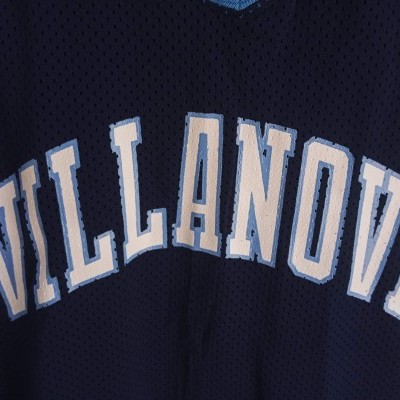 "Vintage Villanova Wildcats NCAA Basketball Jersey (L) ""Very Good"""
