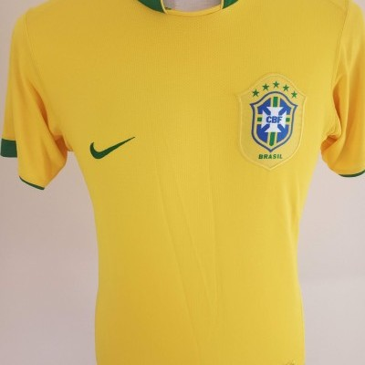 "Brazil Home Shirt 2006 (S) ""Very Good"""