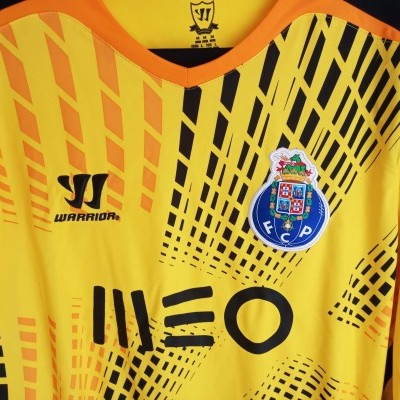 "FC Porto Goalkeeper Shirt 2014-2015 (M) ""Very Good"""