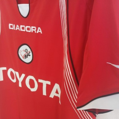 "Valenciennes FC Home Shirt 2007-2008 (M) ""Perfect"""