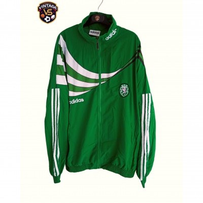 "Sporting CP Football Tracksuit Issue 1995-1996 (L) ""Very Good"""