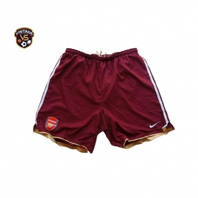 "Arsenal FC Away Shorts Player Issue 2007-2008 (XL) ""Perfect"""