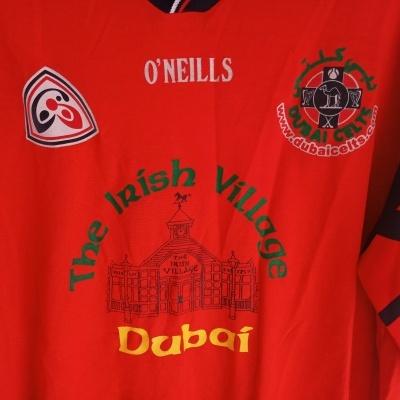 "Dubai Celts GAA Gaelic Shirt Jersey 1990s (L) ""Very Good"""