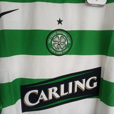 NEW Celtic FC Home Shirt 2005-2006 (3XL)