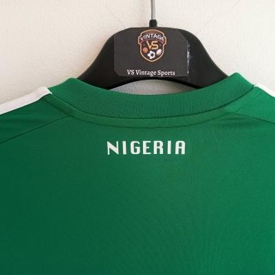 "Nigeria Home Shirt 2010-2011 (L) ""Perfect"""
