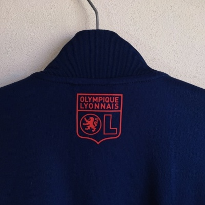 "OL Lyon Track Top Jacket 2013-2014 (M) ""Good"""