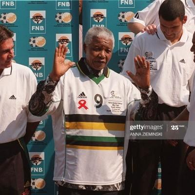 """South Africa Home Shirt 1999-2000 #18 (XL) """"Good"""""""