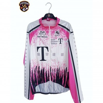 "Team Deutsche Telekom Cycling Windbreaker Jacket ""Perfect"""