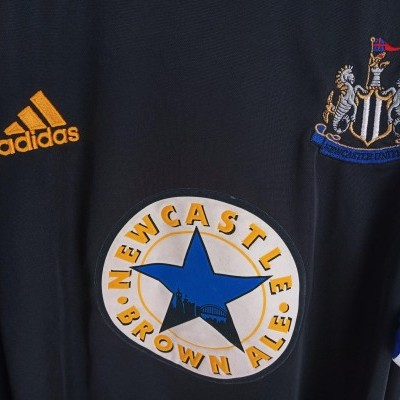 "Newcastle United Training Shirt 1998-1999 (XL) ""Very Good"""