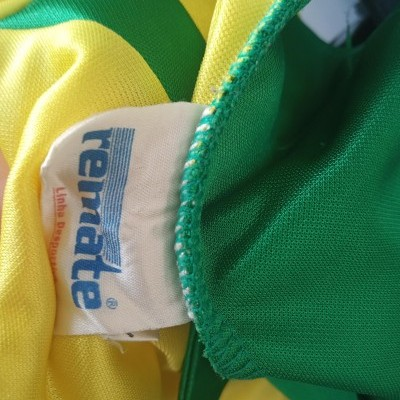"FC Paços Ferreira Home Shirt 1990's (L) ""Good"""