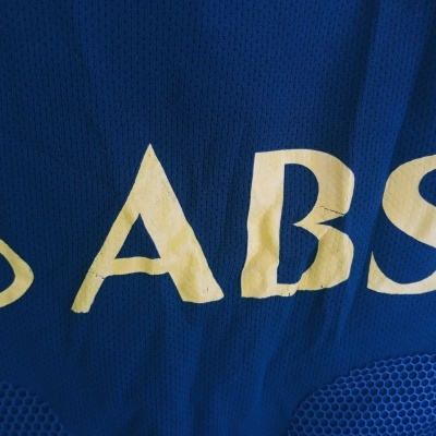 """South Africa Rugby Home Shirt Player Issue 2011 (XL) """"Very Good"""""""