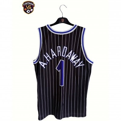 "Orlando Magic NBA Jersey #1 Hardaway (M) ""Good"""