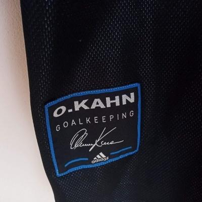 """Bayern Munich Goalkeeper Shirt 2002-2003 #1 Kahn (S) """"Good"""""""