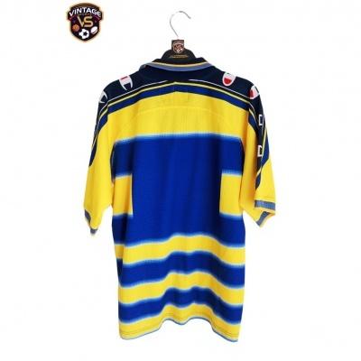"""AC Parma Calcio Home Shirt 1999-2000 (M) """"Good"""""""