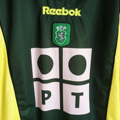 NEW Sporting CP Away Shirt 2000-2001 (S)