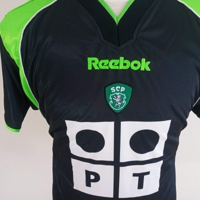 NEW Sporting CP Away Shirt 2001-2002 (S)