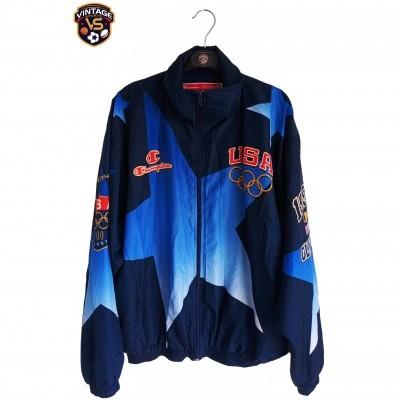 "Team USA Olympics Games Atlanta 1996 Jacket (XL) ""Very Good"""