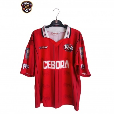 """Salford City Reds Rugby League Home Shirt 1997 (M) """"Very Good"""""""