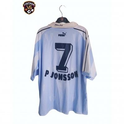 "Matchworn Malmo FF Home Shirt 1997 #7 (XL) ""Good"""