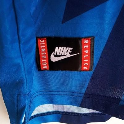 "Arsenal FC Away Shirt 1995-1996 (XL) ""Very Good"""