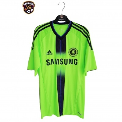 "Chelsea FC Third Shirt Player Issue 2010-2011 (L) ""Perfect"""