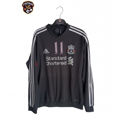 "ISSUE Liverpool FC Sweatshirt 2011 #11 (M) ""Very Good"""