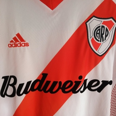 "River Plate Home Shirt 2002-2003 (L) ""Good"""