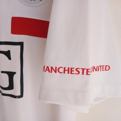 "Manchester United  Training Shirt 2009-2010 (L) ""Good"""