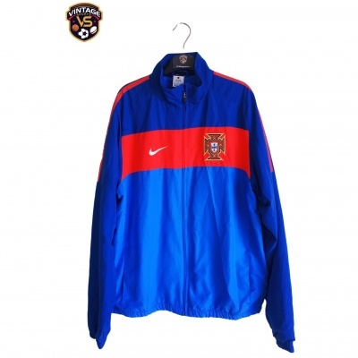 """Portugal Track Top Jacket 2010 (XL) """"Very Good"""""""