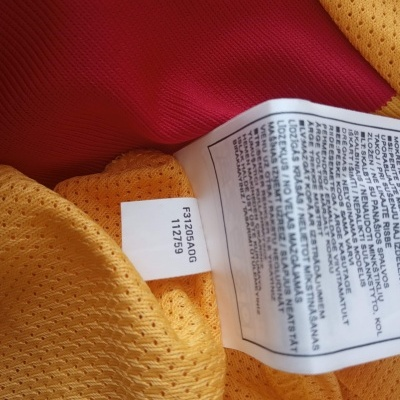 "RC Lens Home Shirt 2003-2004 (XL) ""Perfect"""