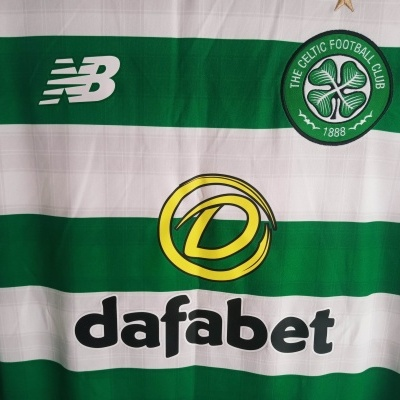 "Celtic FC Home Shirt 2018-2019 (M) ""Perfect"""