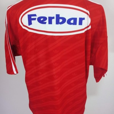 "SC Salgueiros Home Shirt 1995-1997 (XL) ""Very Good"""