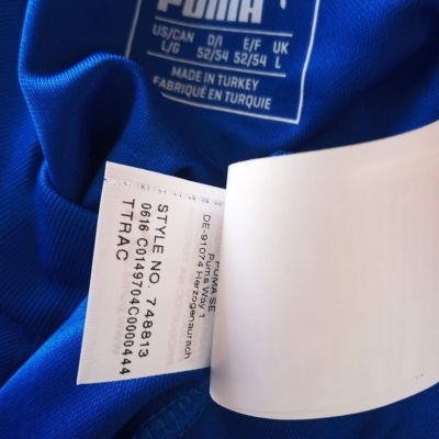 NEW Italy Home Shirt L/S Player Issue 2016-2017 (L)