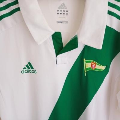 "KS Lechia Gdansk Home Shirt 2012-2013 Player Issue (L) ""Very Good"""