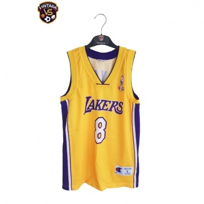 """LA Los Angeles Lakers NBA Jersey #8 Bryant (L Youths) """"Very Good"""""""