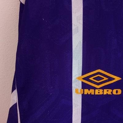"""Manchester City Away Shirt 1992-1994 (L) """"Very Good"""""""