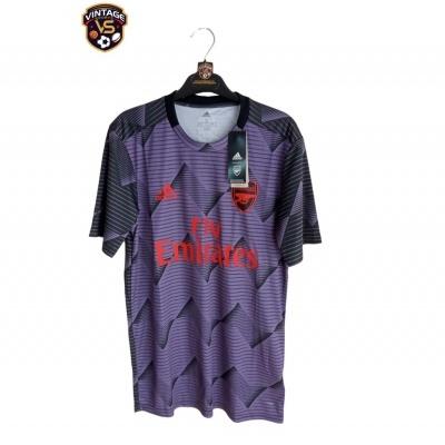 NEW Arsenal FC Training Pre-Match Shirt 2019-2020 (S)