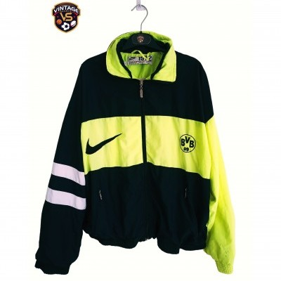 "BVB Borussia Dortmund Jacket 1990s (M) ""Good"""