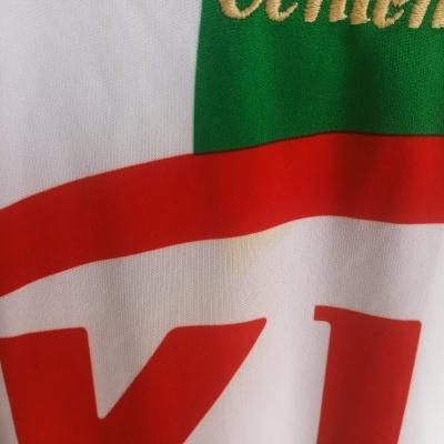"""Vitoria Setubal FC Centenary Home Shirt 2010-2011 (M) """"Very Good"""""""