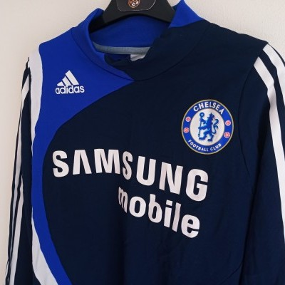"Chelsea FC Training Top Shirt 2007-2008 (L) ""Very Good"""