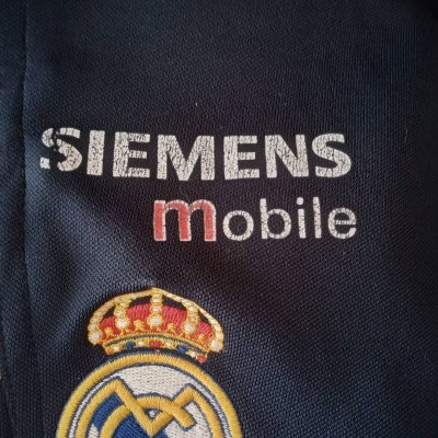 """Real Madrid Issue Training Shorts 2003-2004 (L) """"Good"""""""