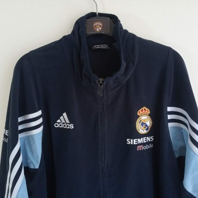 "Issue Real Madrid FC Full Tracksuit 2003-2004 (L) ""Very Good"""