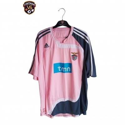 "SL Benfica Away Shirt 2007-2008 (L) ""Very Good"""
