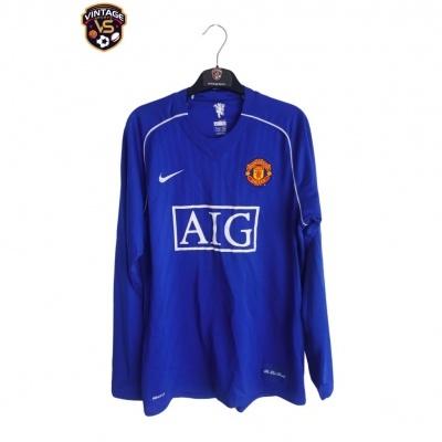 "Manchester United Goalkeeper Shirt 2007-2008 (M) ""Very Good"""