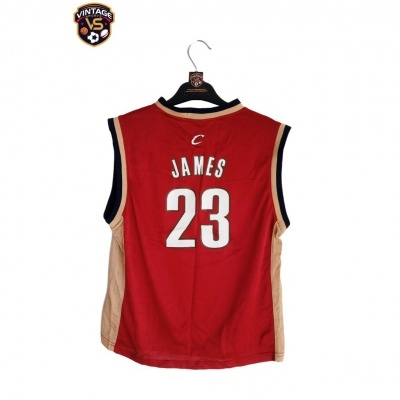 """Cleveland Cavaliers NBA Jersey #23 James (L Youths) """"Very Good"""""""