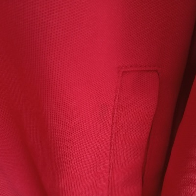 """Fred Perry Track Top Jacket Red White (XXL) """"Good"""""""