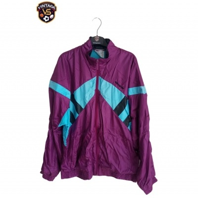 """Vintage Track Top Jacket Adidas Purple (M) """"Very Good"""""""