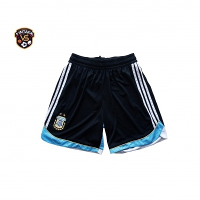 """Argentina Home Shorts 2006-2007 (M) """"Very Good"""""""